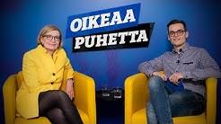 Oikeaa Puhetta - Paula Risikko
