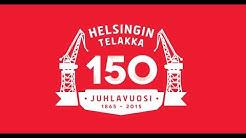 150 vuotta laivanrakennusta Helsingin telakalla