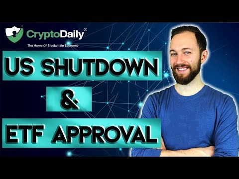 US Shutdown Means Bitcoin ETF Could Go Live Soon