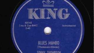 Blues Mambo [10 inch] - Sonny Thompson