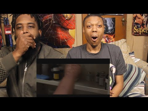 MA - Official Trailer (Reaction Video)