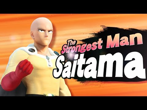 """Caped Baldy"" - Super Smash Bros Wii U Mod"