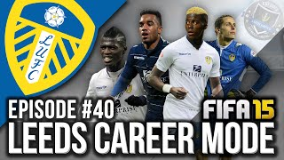 FIFA 15 | Leeds United Career Mode - BIG GAME VS MAN UTD! #40