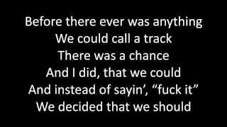Timeflies - 2011 Lyrics