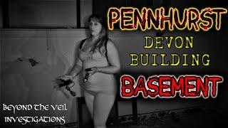 HAUNTED BASEMENT OF PENNHURST STATE SCHOOL!!! Scary EVPs and Spirit Box Captured in Devon Building!!