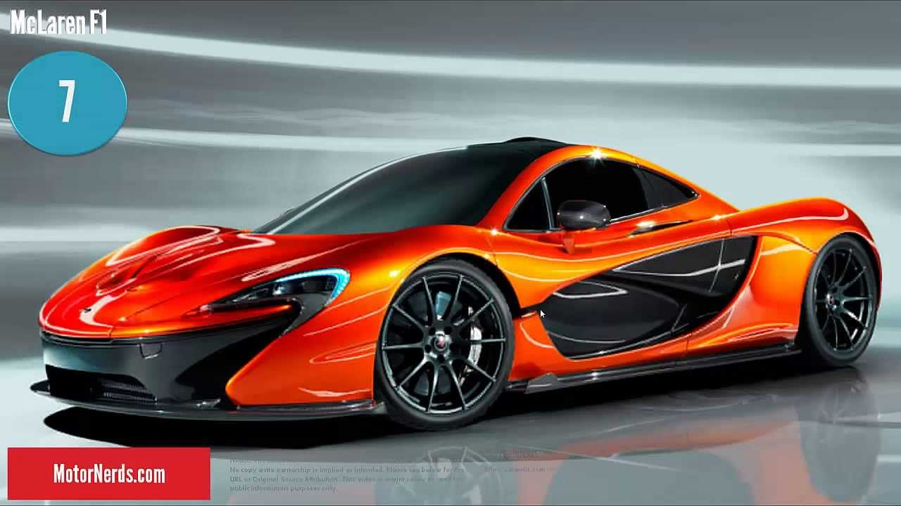 Fast Cars. Whatu0027s The Worlds Fastest Car? Top 10 Fastest Cars For 2013...    YouTube