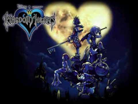 Dearly Beloved Music Box - Kingdom Hearts