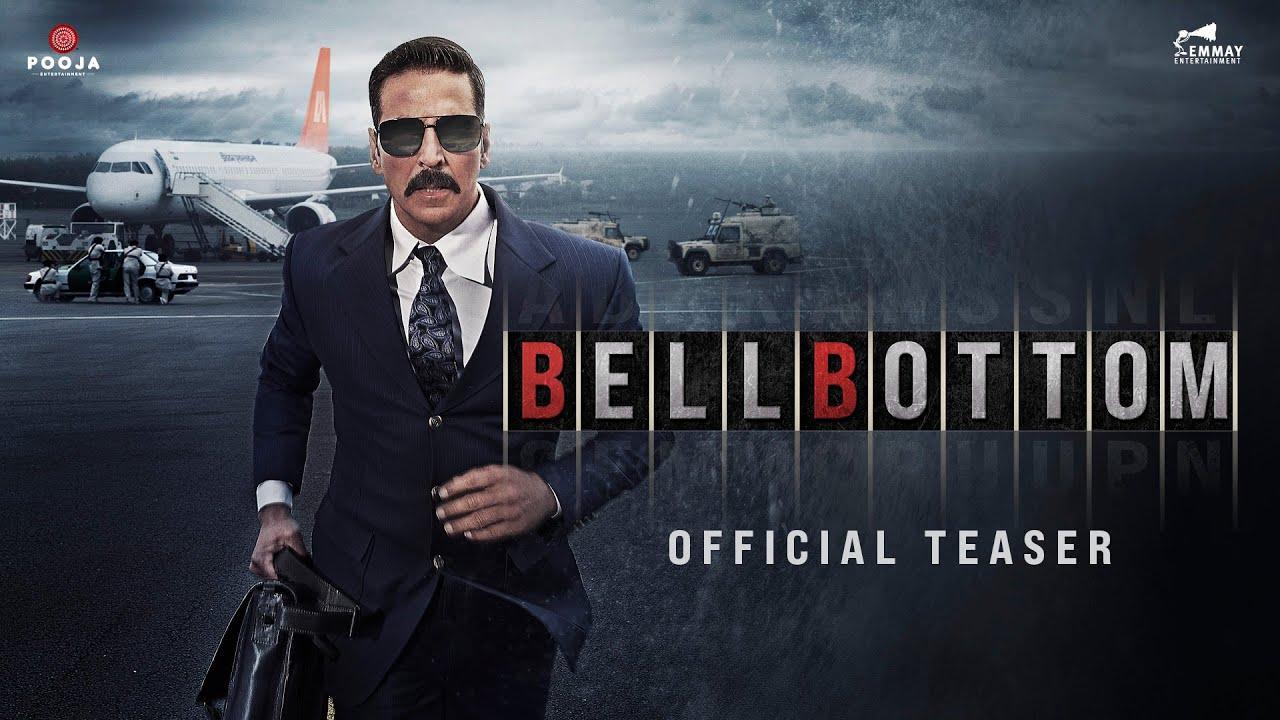 BellBottom | Official Teaser | Akshay Kumar | Vaani | Vashu Bhagnani | Huma | Lara | 02 April 2021