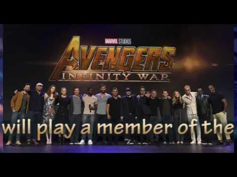 "Funke Akindele Is Way Up As She Features In Hollywood Superhero Film, ""Avengers: Infinity War"""