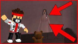 We summoned Slenderin in ROBLOX! 😱 (Granny)