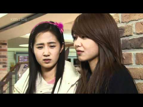 Yuri & Sooyoung (SNSD) with FT island , Unstoppable Marriage E062 Jan31.2008 GIRLS