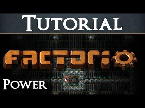 Factorio Tutorial 9 - Optimal Power Setups