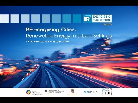 RE-energising Cities Live Stream