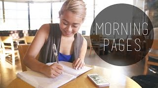 Morning Pages - Write Daily For Clarity, Creativity, Productivity