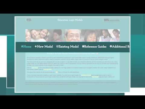 Education Logic Model Webinar