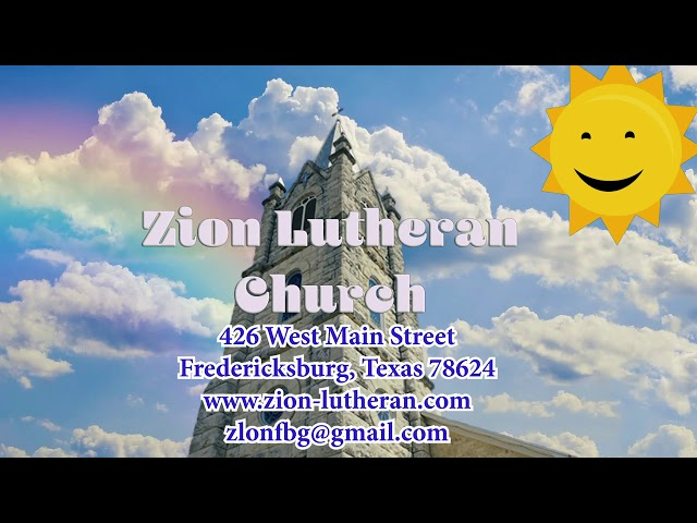Sunday School Songs - 09 - Closing Credits