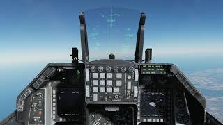DCS F16C First SEAD Mission