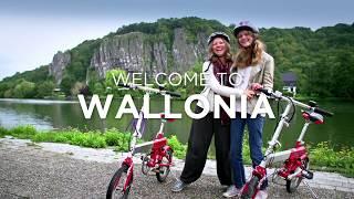 Willkommen in der Wallonie