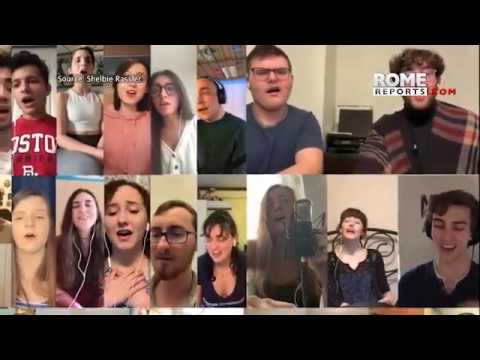 Students from Berklee College make virtual ensemble in response to social distancing