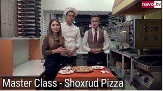 Pizza tayyorlash - Shoxrud Restoranidan Shoxrud Pizzasi