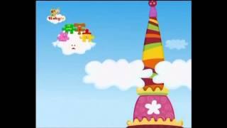 Puzzelstukjes - Wolken