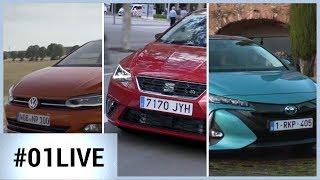 Découvrez les trois finalistes du Prix 01net de la voiture connectée de l'année 2017 (01LIVE)