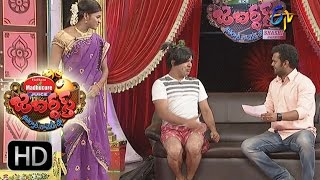 Jabardasth - Getup Srinu Performance - 21st January 2016 – జబర్దస్త్