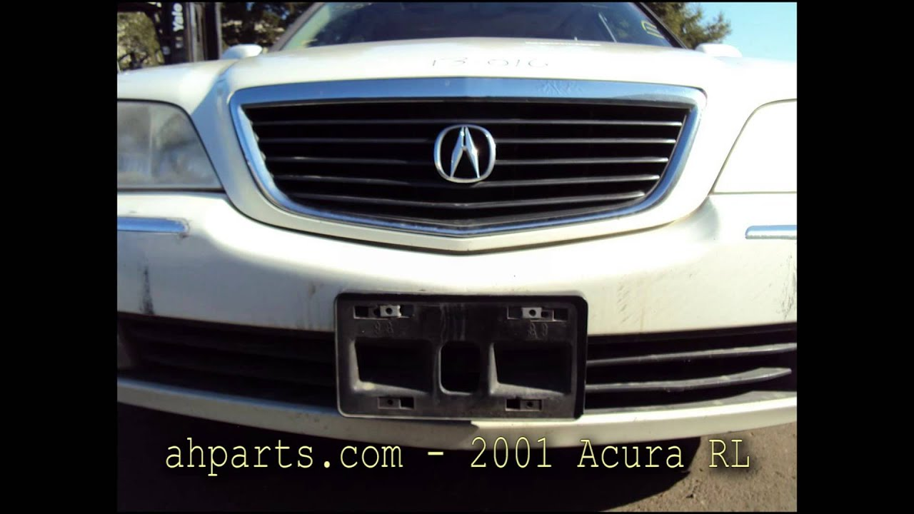 2001 Acura RL parts AUTO WRECKERS RECYCLERS ahparts.com Honda used