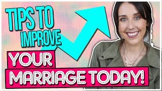 NEWLYWED TIPS FOR A BETTER MARRIAGE!