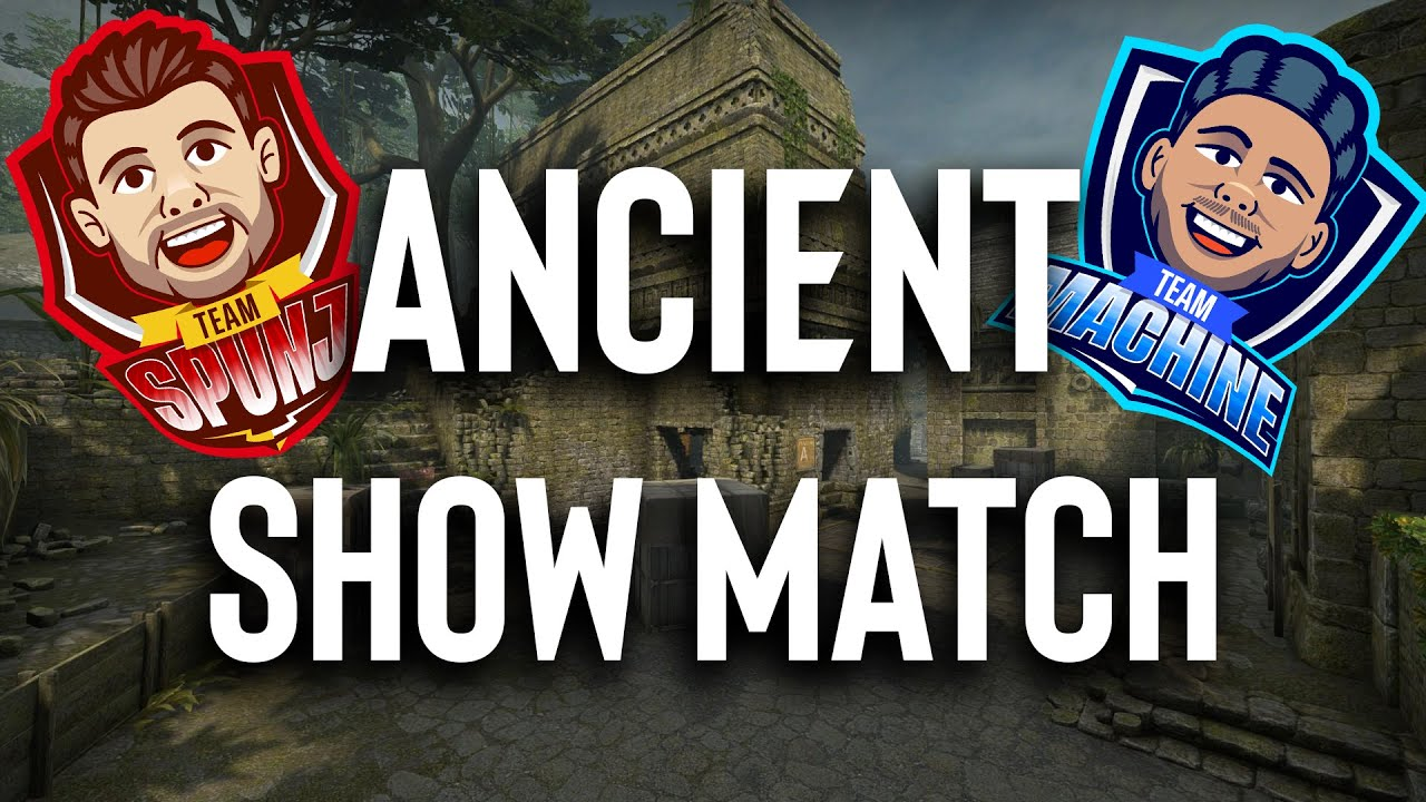 First Pro Match on de_ancient! - DreamHack Masters Spring Show Match