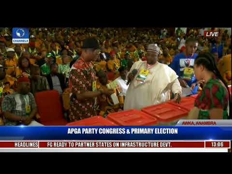 APGA Party Congress & Primary Election Pt.5 | Live Coverage