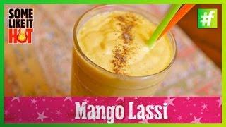 #fame Food - Mango Lassi | Quick Recipe By The Magic Tiffin