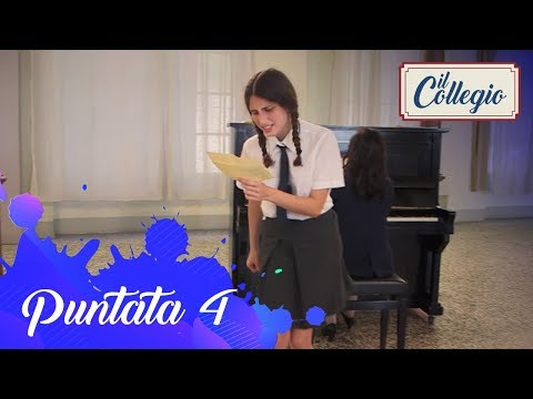 La gara di musica - Quarta puntata - Il Collegio 3