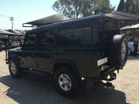 2004 LAND ROVER DEFENDER 110 2.5 SEL MAN Auto For Sale On Auto ...