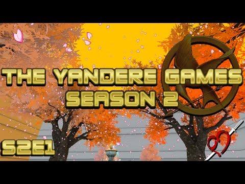 THE YANDERE GAMES  S2E1