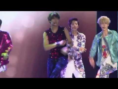 EXO-K - Into Your World (Angel) 130119 DKFC Manila