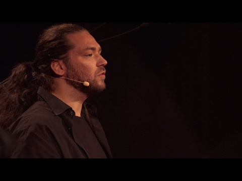Home-made tin can drums, harps & guitars | Nicolas BRAS | TEDxClermont