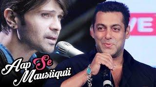 salman khan promotes himesh reshammiyas new album aap se mausiiquii