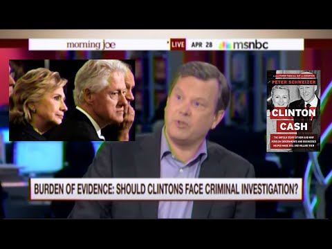 • Peter Schweizer • Clinton Cash • Morning Joe • 4/28/15 •