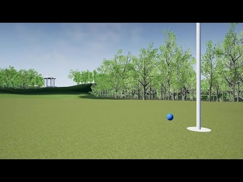 Golf Pro VR - Early Access Trailer [VR, HTC Vive]