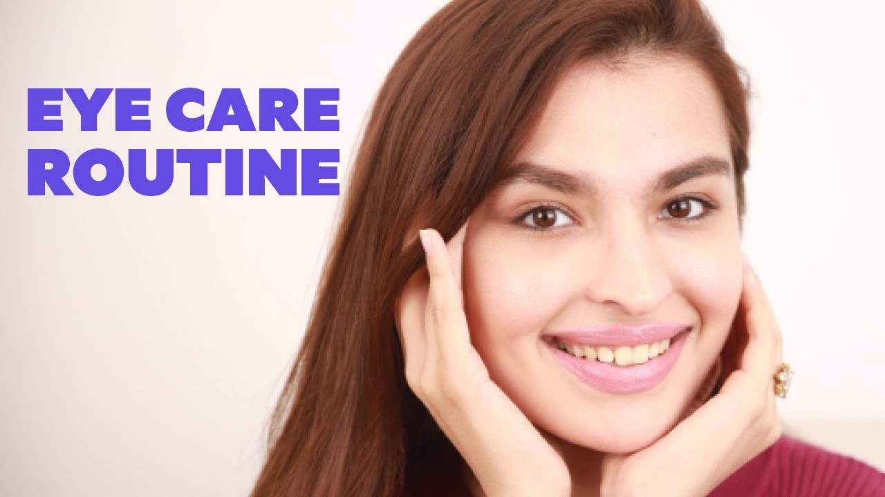 Eye Care Routine Every Girl Should Follow | How To Get Rid Of Dark Circles, Wrinkles | BeBeautiful