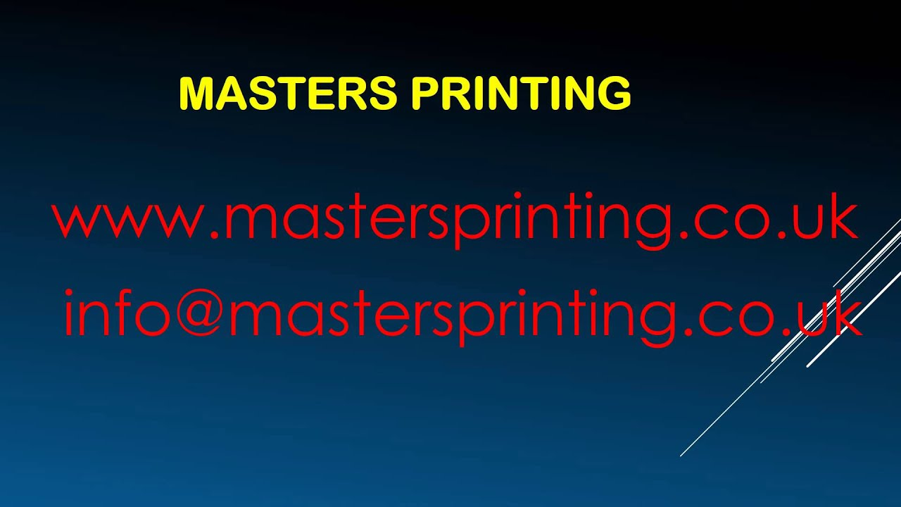 business cards 350gsm silk mastersprinting youtube