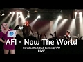 watch he video of AFI - Now The World Live Paradise Rock Club Boston 2/4/17