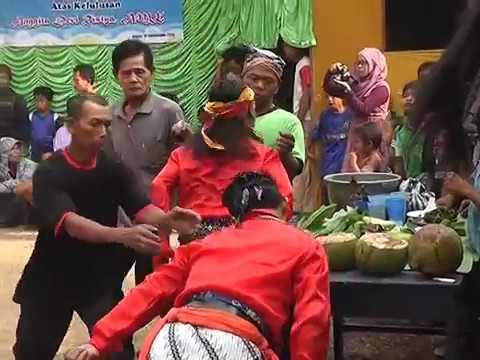 Seni Kuda Kepang CAHAYA BUDAYA Pimp  Bpk  Tarjo & Dali, Desa Kertayasa Kec  Mandiraja JANTURAN