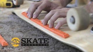 How To Install Rails | Skateboarding Tips