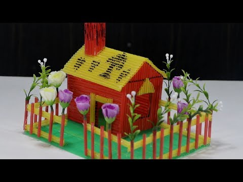 How to Make Plastic Pipe House Garden – DIY Pepsi Pipe House (KOLA PIPE HOUSE)