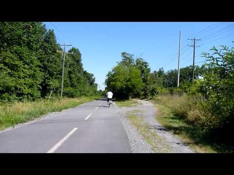 07-14-2010 W&OD TRAIL between Leesburg - Ashburn Virginia