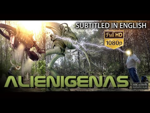 ALIENIGENAS (2018) Pelicula completa ciencia ficcion en español full hd, ALIENS full movie spanish