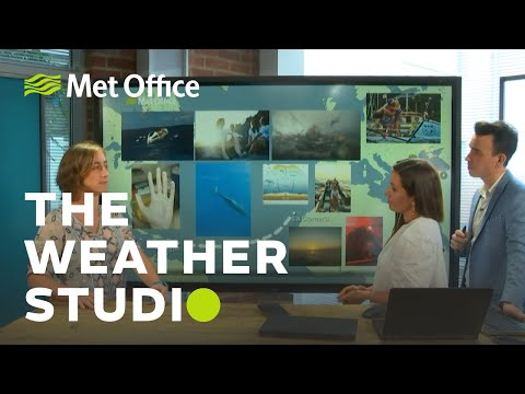 Row For The Ocean and UK Weekend Weather – The Weather Studio 22/10/19