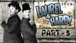 Laurel & Hardy Videos {HD} - March Of The Wooden Soldiers - Part 5 - Laurel & Hardy Show